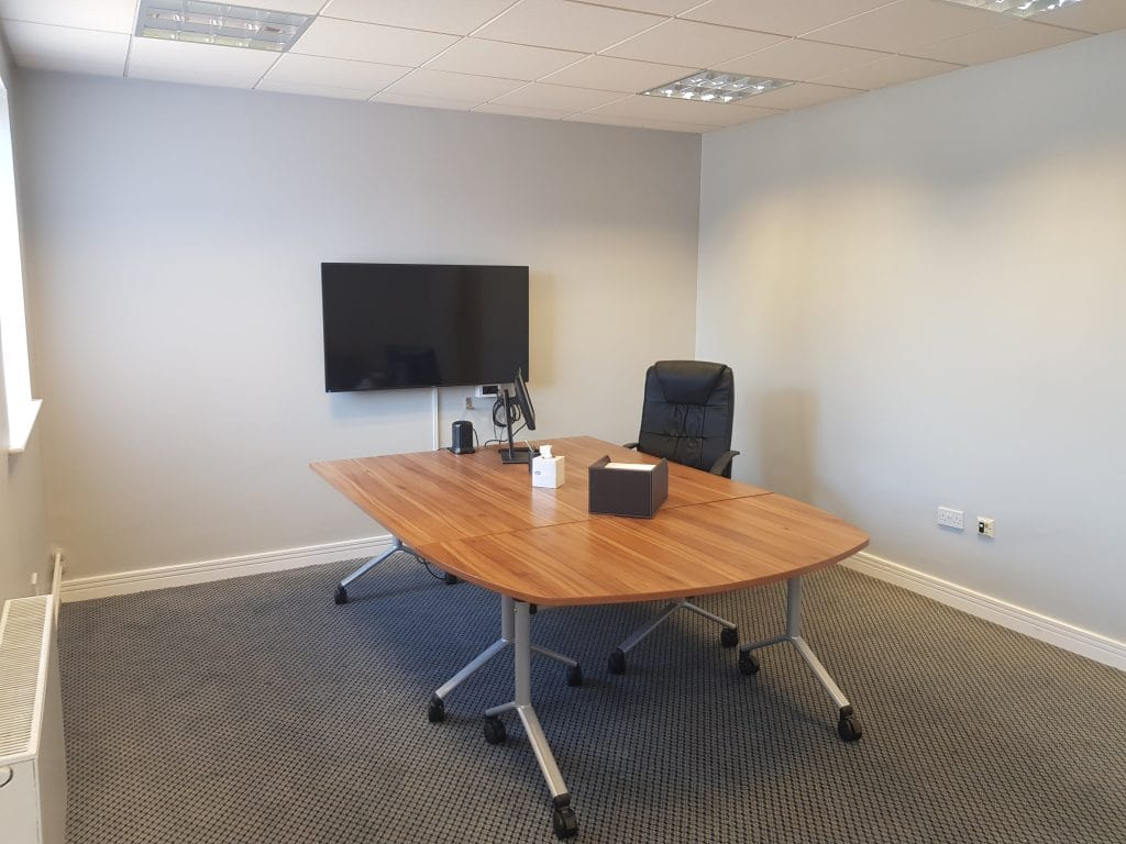 Benefits of serviced offices